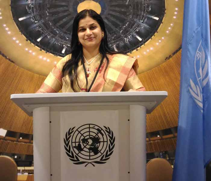 Lectured At Invited At United Nations